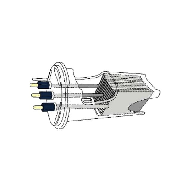 Innowater Austauschzelle für Salzelektrolyse SMC