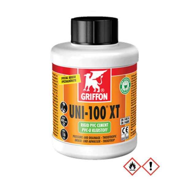 Griffon PVC KLeber UNI 100 XT  250 ml