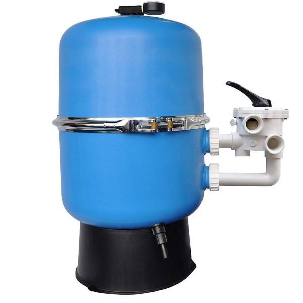Sandfilterbehälter Hawaii 400 mit 6 Wege Umschaltventil