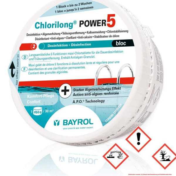 Bayrol Chlorilong Power 5 Bloc
