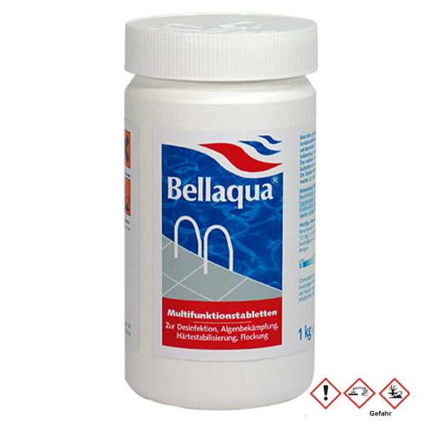 Bellaqua Multitabs Multifunktions Chlortabletten