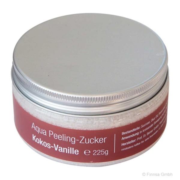 Finnsa Aqua Zucker Peeling Kokos Vanille