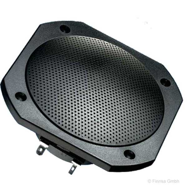 Sauna Lautsprecher  schwarz