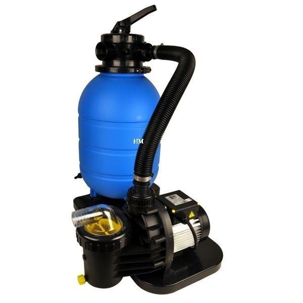 Sandfilteranlage Pro Aqua 400