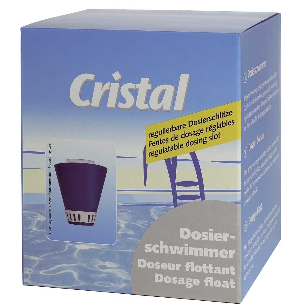 cristal poolpflege chlor cristal poolpflege wasserpflege schwimmbad pool. Black Bedroom Furniture Sets. Home Design Ideas