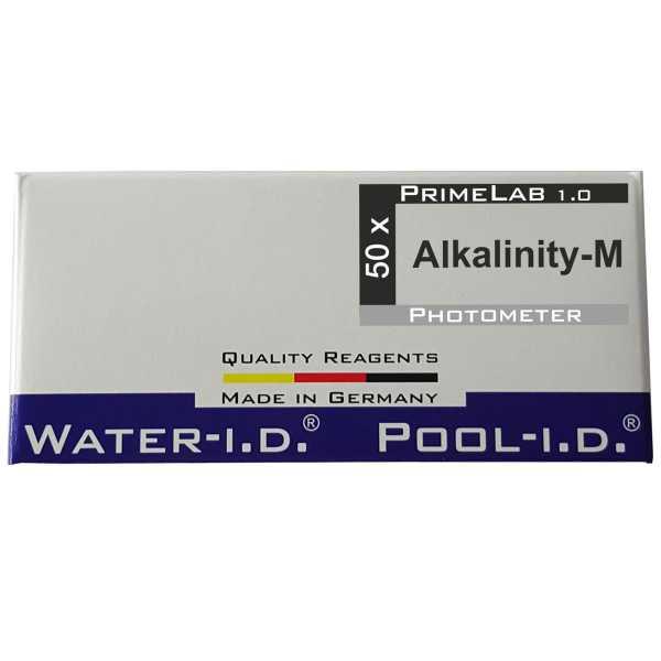 Nachfüllpackung Alkalinität-M Tabletten für Pool Lab 1 .0 Photometer