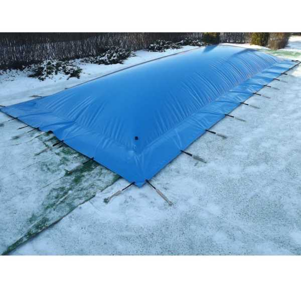 aufblasbare poolabdeckung pool winterabdeckung airbag aufblasbar rund