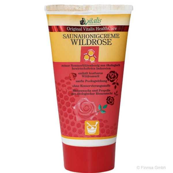 Vitalis Sauna Honigcreme Wildrose