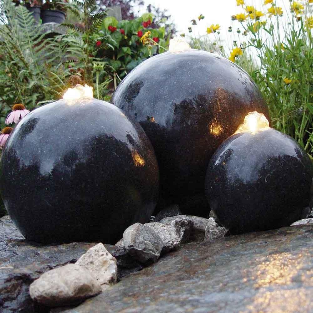 Ubbink gartenbrunnen london ab 259 00 bestellen for Gartenbrunnen kugel