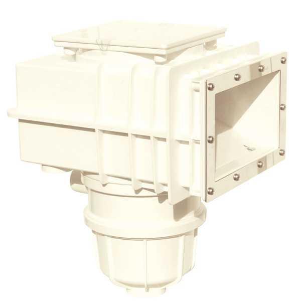 MTS Skimmer VS 30 für Folien und Fertigbecken Flansch Edelstahl