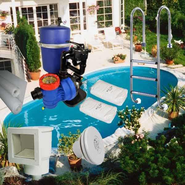 Schwimmbecken Badebecken Pool für jedermann