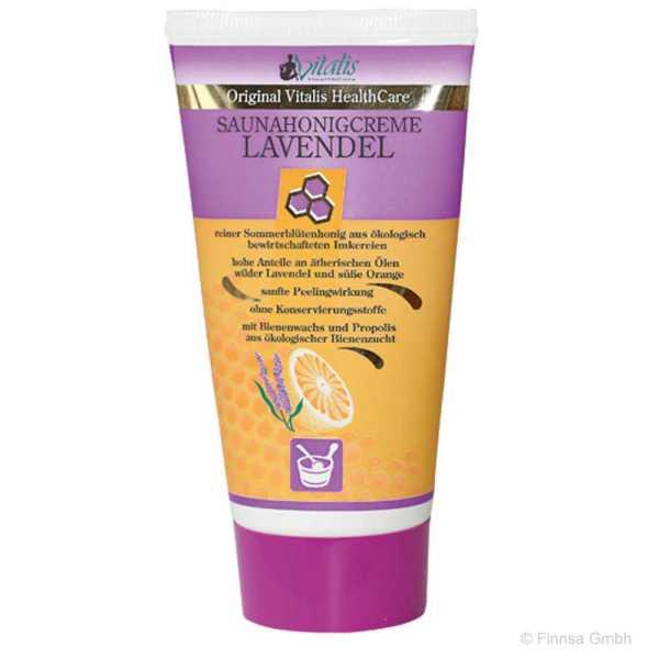 Vitalis Sauna Honigcreme Lavendel