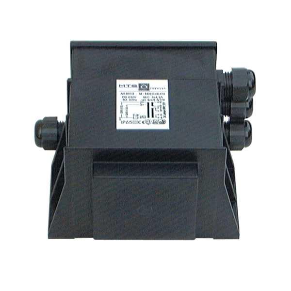 Schwimmbad-Sicherheitstransformator 12 V-AC 150 VA