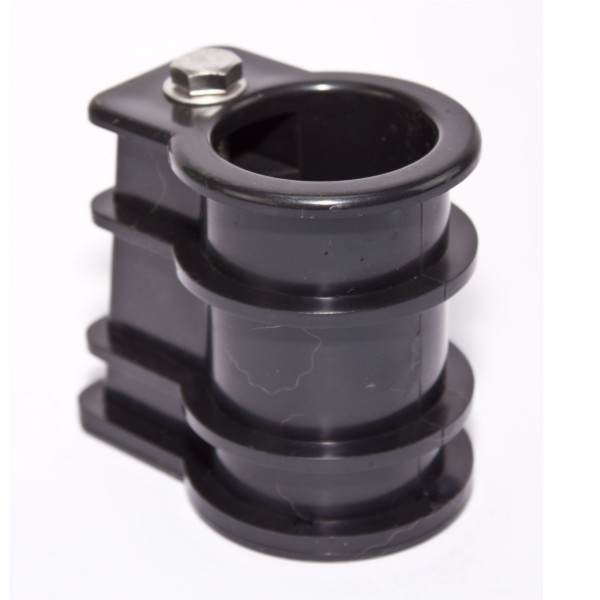 Einbauhülse für Edelstahlleiter 43 mm 1Stck