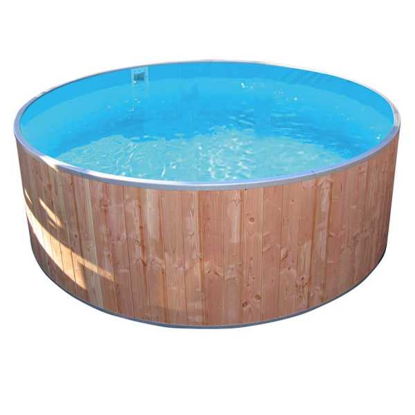 Rundbecken FUN Wood  von Future Pool