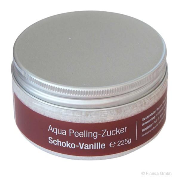 Finnsa Aqua Zucker Peeling Schoko Vanille