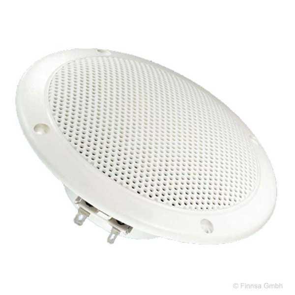 Lautsprecher fürs Dampfbad geeignet weiß