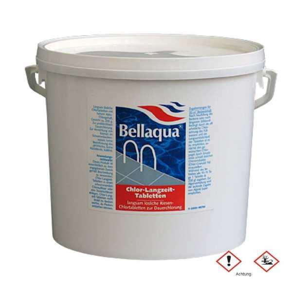 Bellaqua Chlor Langzeit Tabletten zur Dauerchlorung