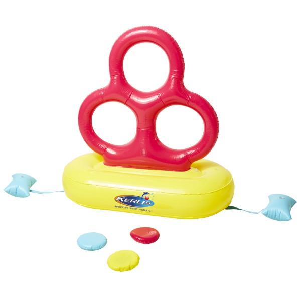 Kerlis Wasser Frisbee Spiel
