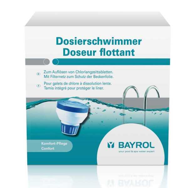 Bayrol Dosierschwimmer mit Netzeinsatz