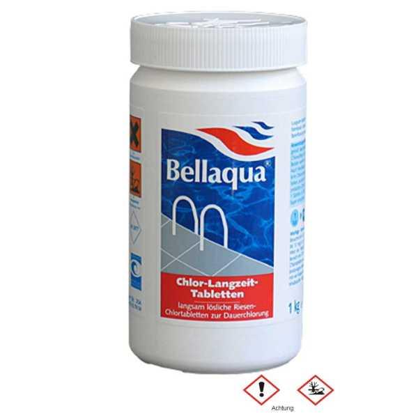 Chlortabletten von Bellaqua hier bei uns günstig im Shop