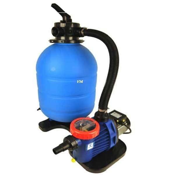 Sandfilteranlage Pro Aqua 400 Pumpe i-Plus 70