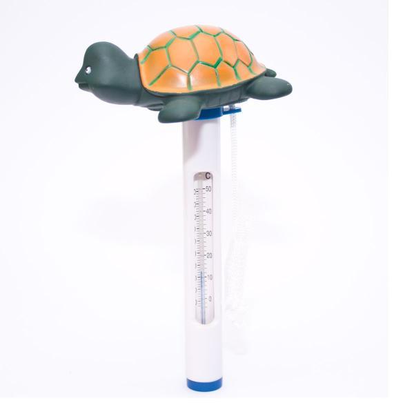 Mega Pool Thermometer Schildkröte